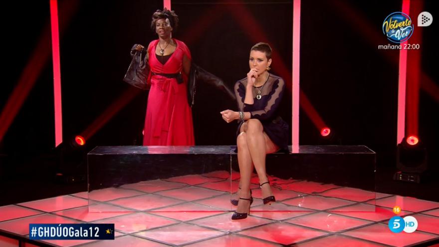 Enésima vez que la audiencia de 'GH Dúo' apoya a María Jesús Ruiz, ¿futura ganadora?