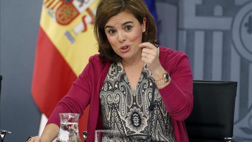 """El Gobierno apela al diálogo en la elección de alcaldes y propone ir """"poco a poco"""""""