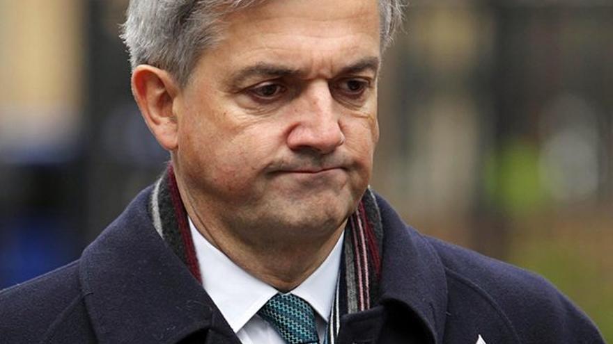 El exministro británico de Energía, Chris Huhne