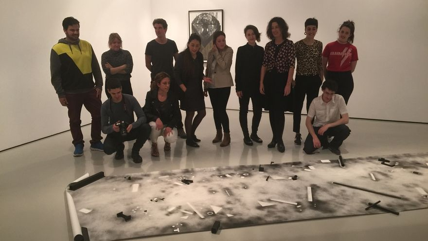 Una veintena de obras recorrerán Bizkaia en la XXXIV Muestra de Artes Visuales Ertibil