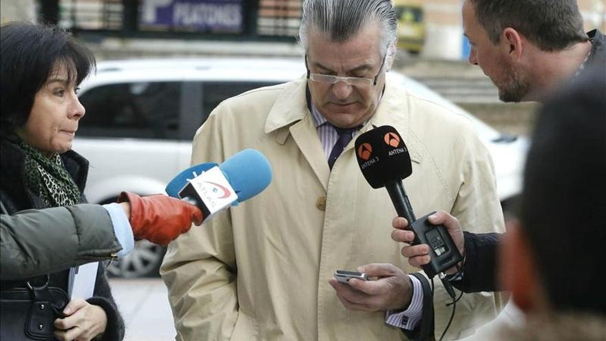 Investigan el traspaso de 150.000 euros desde Londres al apoderado de Bárcenas