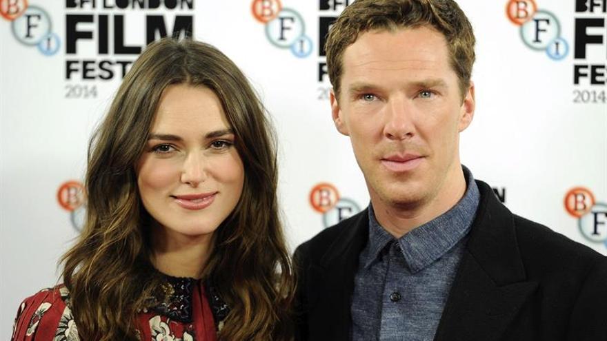 Cumberbatch, Knightley y Law, entre los artistas que piden quedarse en la UE
