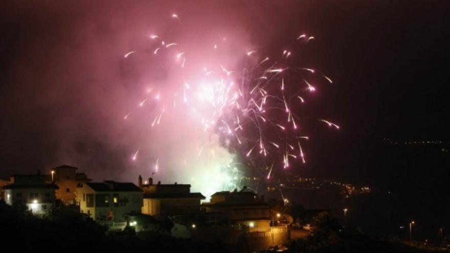De los fuegos de San Lorenzo #2