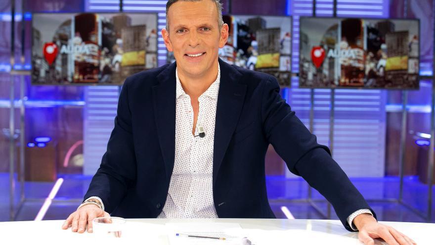 Joaquín Prat presenta cada tarde 'Cuatro al día'