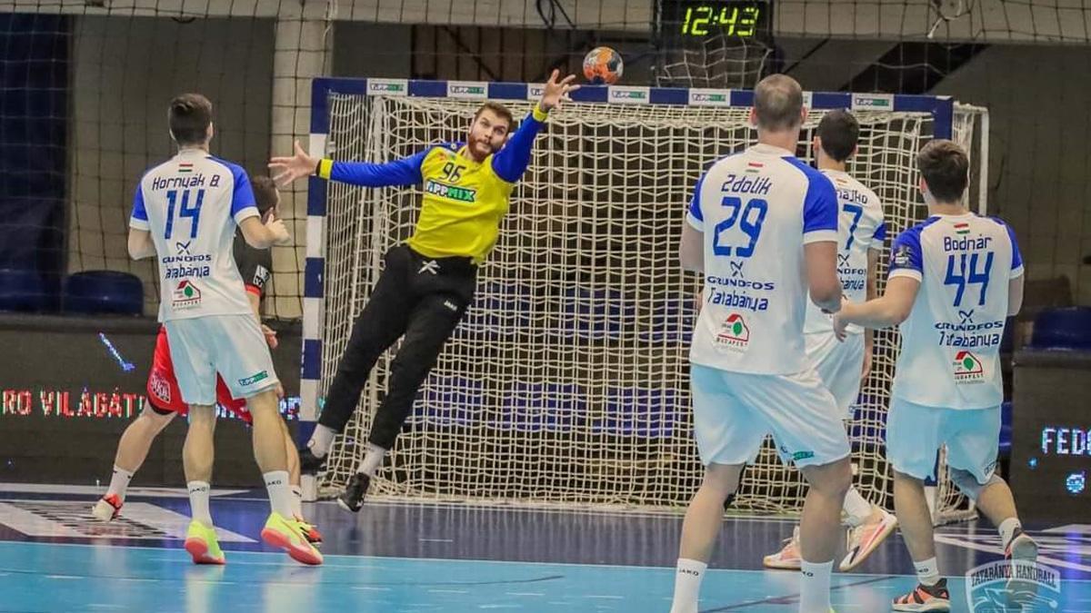 Michal Konečný, en un partido de la anterior temporada