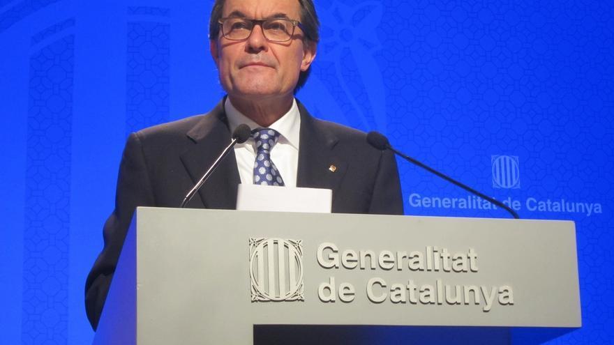 """Mas cree que Cataluña se juega su futuro """"por muchos años"""" con las elecciones locales y autonómicas"""