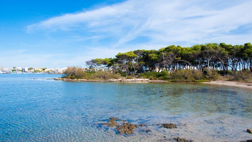 Playa en las inmediaciones de Porto Cesareo. Giorgio Minguzzi
