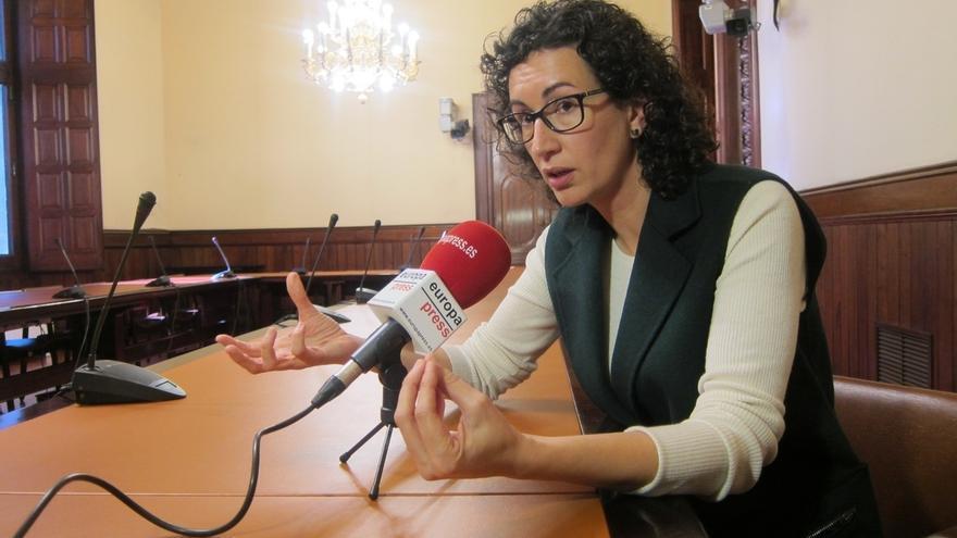 """ERC invita a los 'comuns' a la campaña del sí porque el """"único cambio"""" es la independencia"""