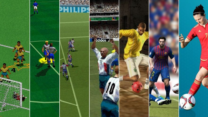 FIFA reportaje