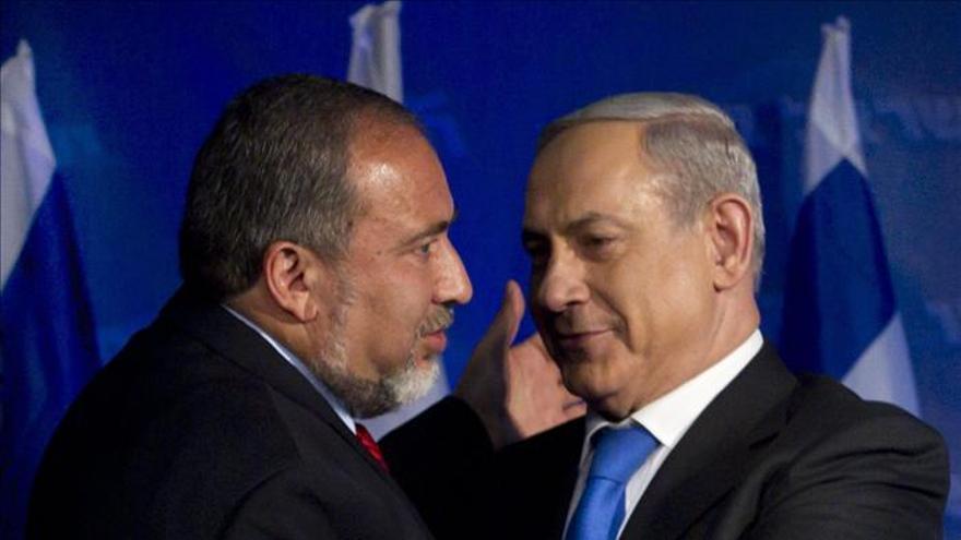 Primeros resultados confirman la victoria de Netanyahu y el segundo puesto de Lapid