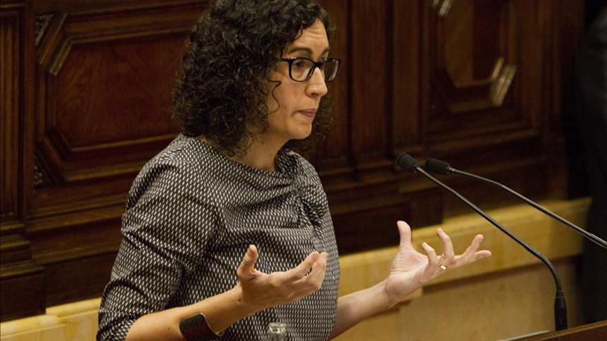 """JxS y CUP inician los trámites para crear las tres leyes de """"desconexión"""""""