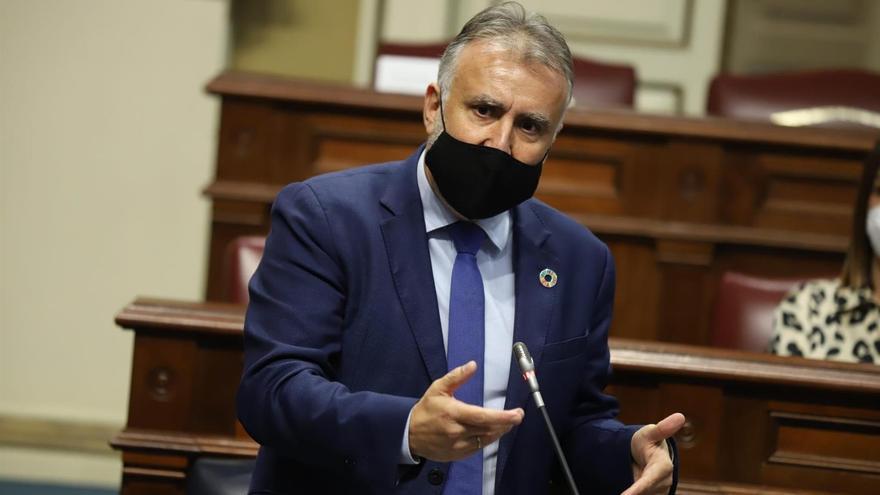 """Torres dice que Canarias está """"preparada"""" para vacunar en enero en Atención Primaria y centros públicos"""