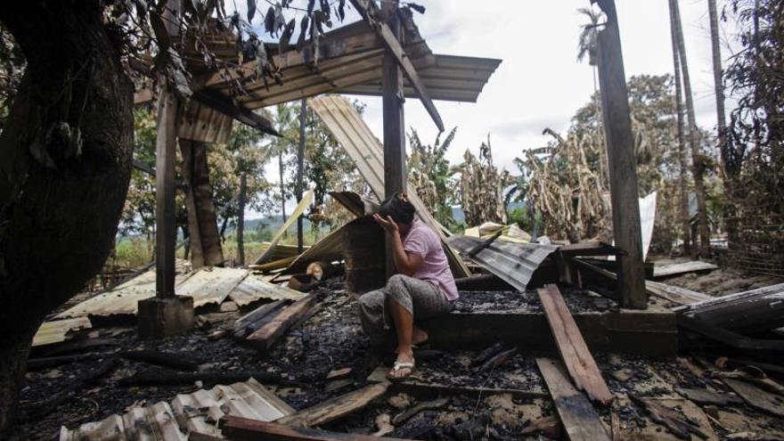 Una ONG denuncia una matanza de musulmanes en el este de Birmania