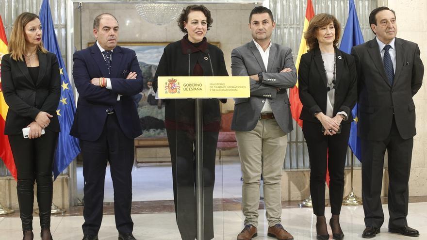 El Gobierno multará con hasta 10.000 euros el trasvase de trabajadores del Régimen General al RETA