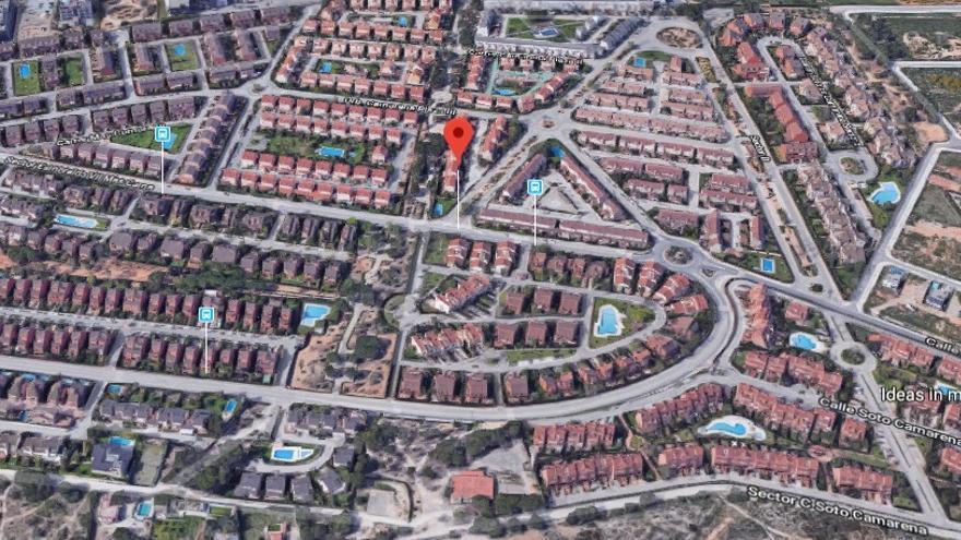 Urbanización Mas Camarena de Bétera