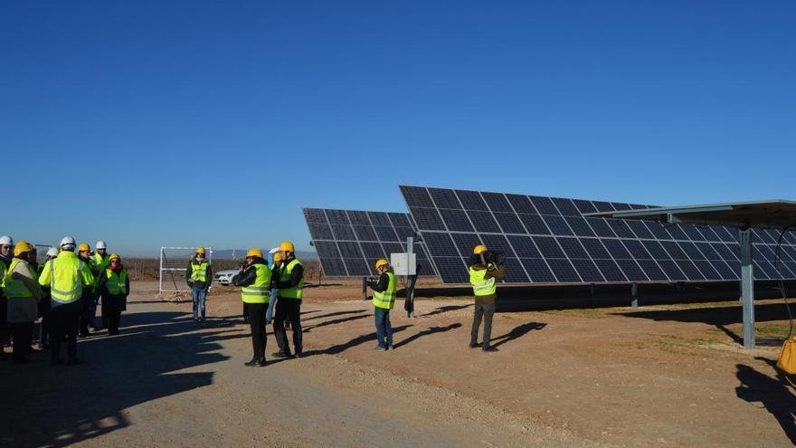 Energía renovable en Castilla-La Mancha