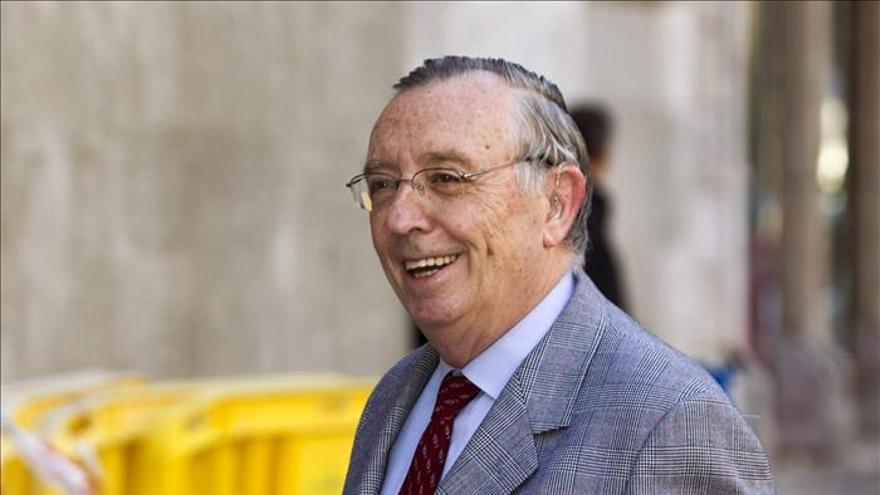 La Audiencia de Palma recibe la notificación de la denegación del indulto a Alemany