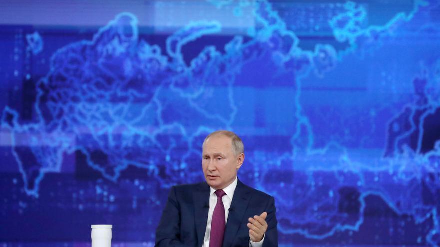 Putin: Haré recomendaciones sobre mi posible sucesor cuando llegue el momento