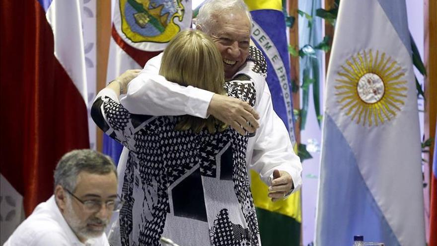 La comunidad iberoamericana da la bienvenida a la nueva canciller argentina
