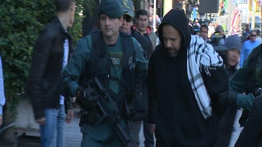 Uno de los cuatro yihadistas detenidos trabajaba en una empresa de cazatalentos en Madrid