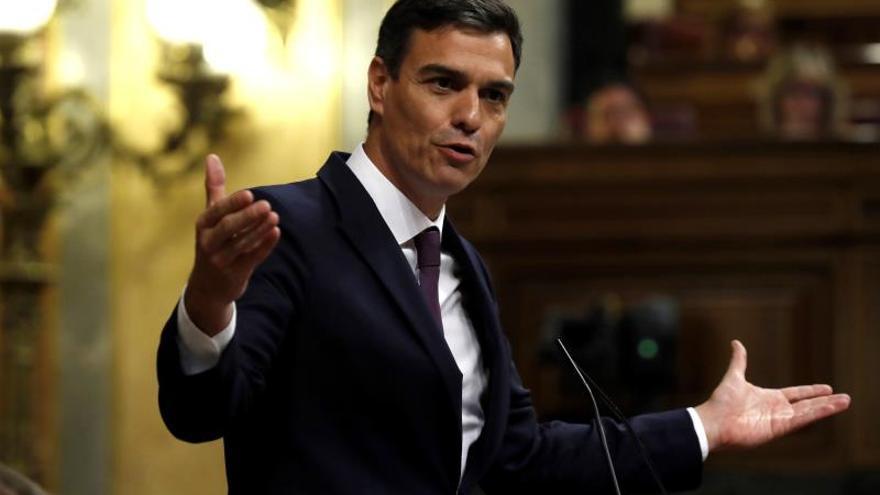 """Sánchez urge """"a todos"""" a actuar ante el último caso de violencia machista"""