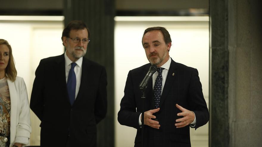 Rajoy subraya que la negociación de Presupuestos con PNV y otros está abierta hasta final de mayo: Todo lleva su tiempo