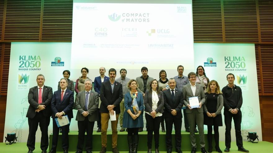 Euskadi reduce sus emisiones un 25% desde 2005 con una mejora de la eficiencia del 47%