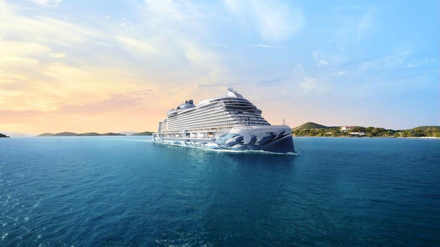 """Norwegian pone a la venta pasajes para el primer barco de su nueva clase """"prima"""""""