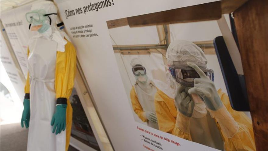 """Un fármaco contra el ébola financiado por la UE arroja """"resultados esperanzadores"""""""