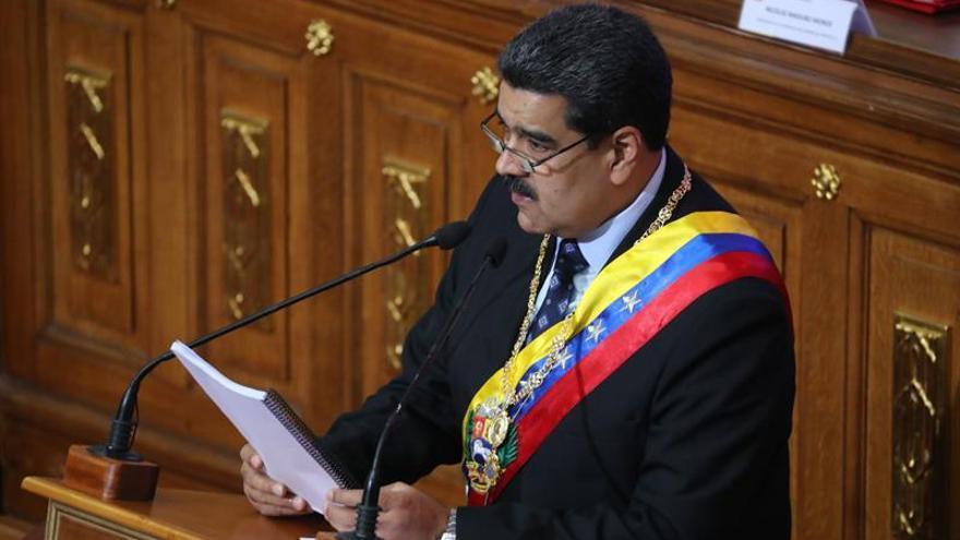 Maduro culpa a la oposición por la falla eléctrica en un hospital que dejó dos muertos