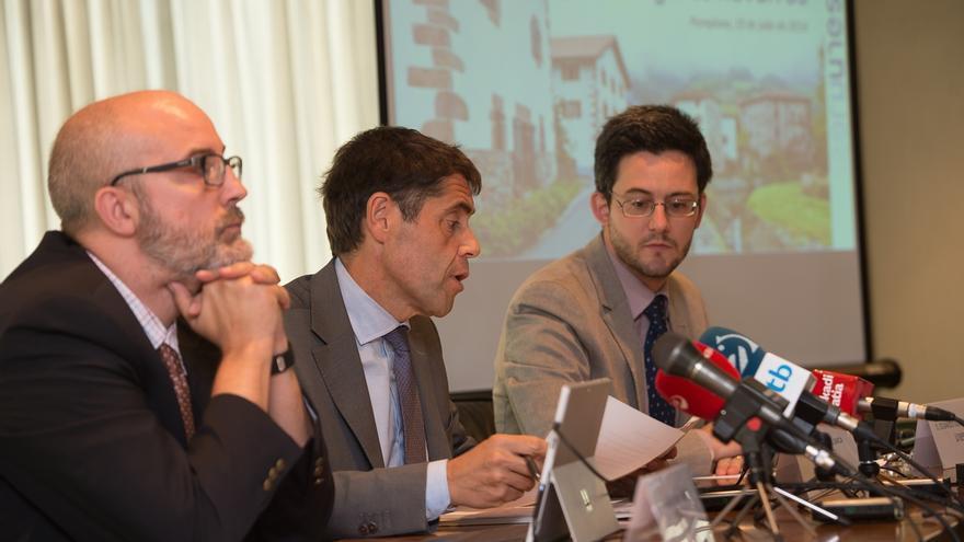 Julio es el mes del año en que se producen más robos en viviendas en Pamplona, según Unespa