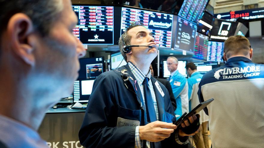 Wall Street cierra en rojo y el Dow Jones baja un 0,34 %