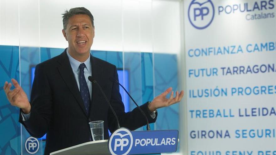 Albiol: Puigdemont esté desconectado de la realidad y no habrá referéndum