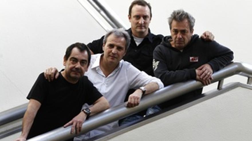 Los Hombres G Presentan Su Nuevo Disco