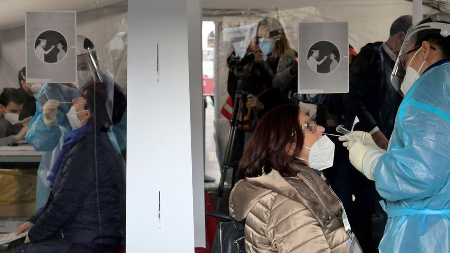 Parte de Roma el primer tren para pasajeros sin coronavirus en Italia
