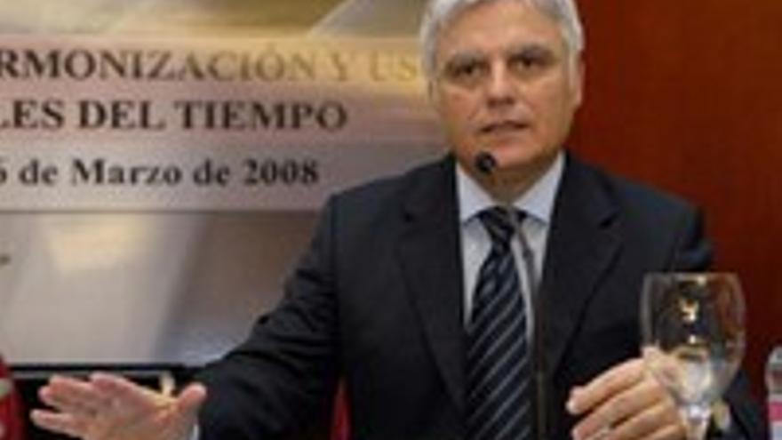 José Miguel Pérez, secretario general del PSC.