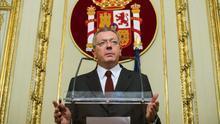 Ruiz-Gallardón ha ingresado esta semana en el Consejo Consultivo de Madrid. \ Efe