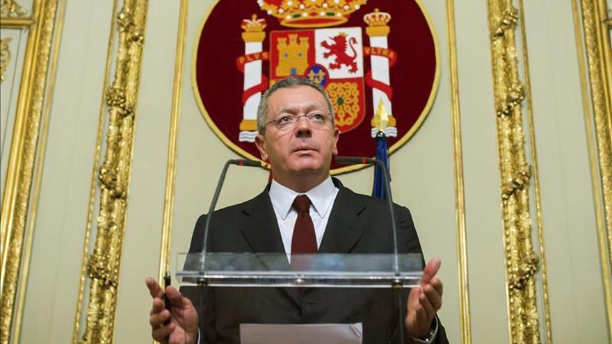 Ruiz-Gallardón ha ingresado esta semana en el Consejo Consultivo de Madrid