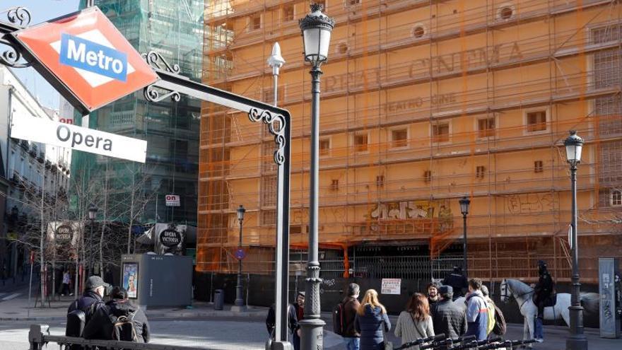 El hotel en el Real Cinema Ópera deberá respetar el conjunto histórico