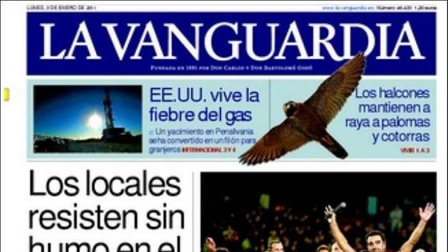De las portadas del día (03/01/2011) #8