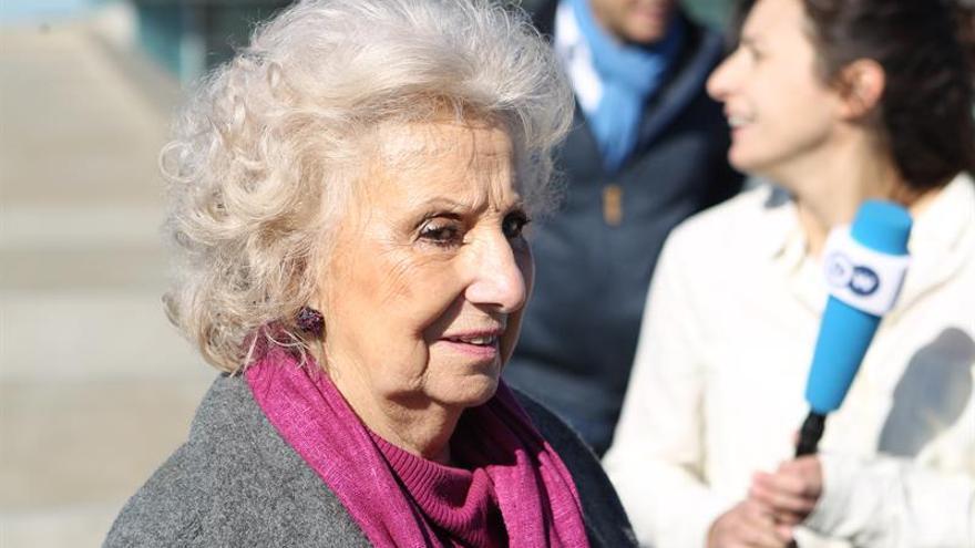 "Universidad argentina otorga ""honoris causa"" a titular Abuelas Plaza de Mayo"