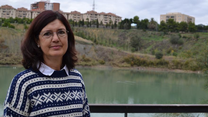 Carmen Molina, candidata de Equo-Iniciativa Andalucía | N.C.