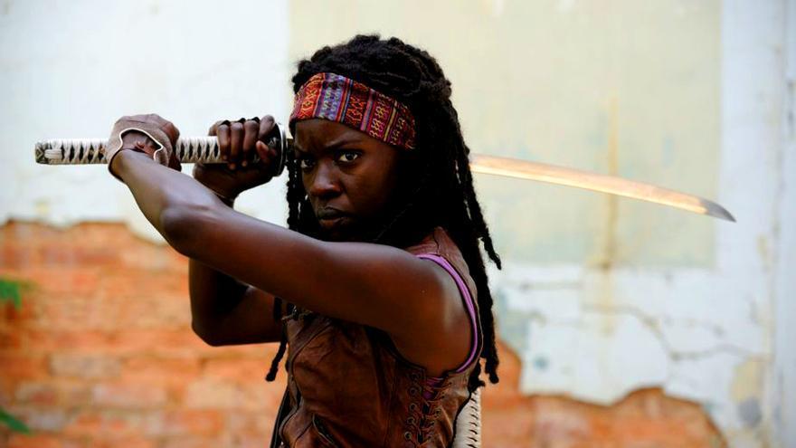Un nuevo detalle de la 9ª de The walking dead: las mujeres tendrán más protagonismo que nunca