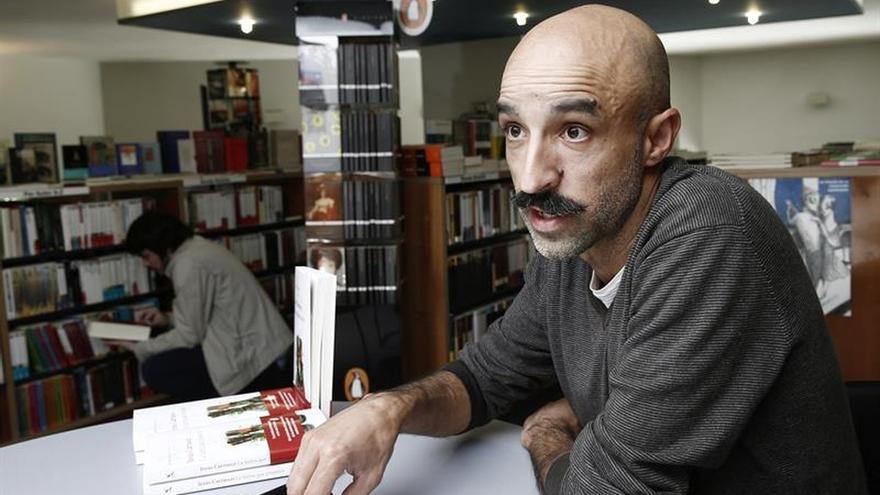 """""""Intemperie"""", de Jesús Carrasco, galardonada por los lectores franceses"""