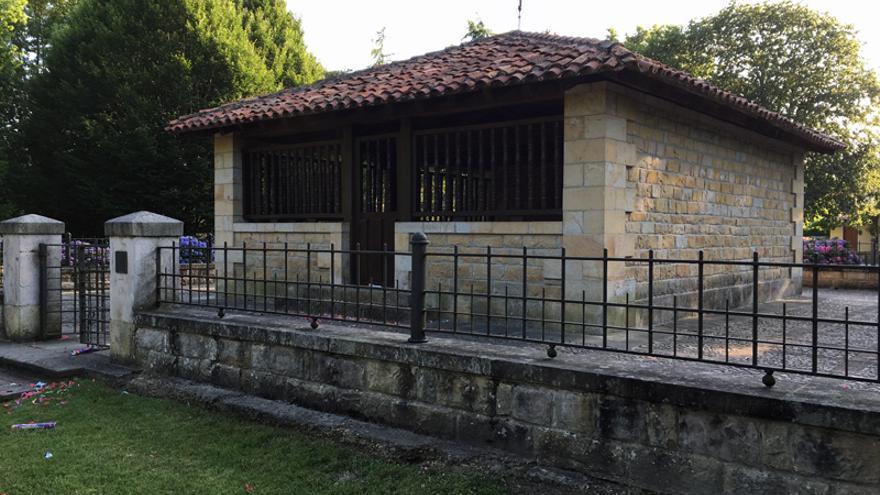 Casa de Juntas de Puente San Miguel.