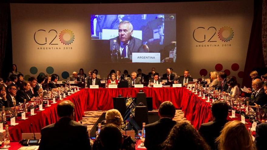 El G20 realiza la segunda reunión dedicada al sector energético en Argentina