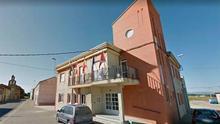 El Ayuntamiento de Santa María de la Isla.
