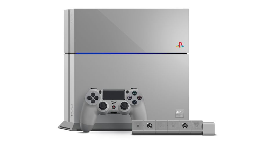 PlayStation 4 del 20 Aniversario