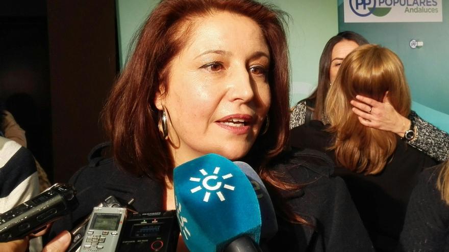 """Crespo (PP-A): """"Todos los acuerdos en el Gobierno con separatistas han afectado a la financiación de Andalucía"""""""