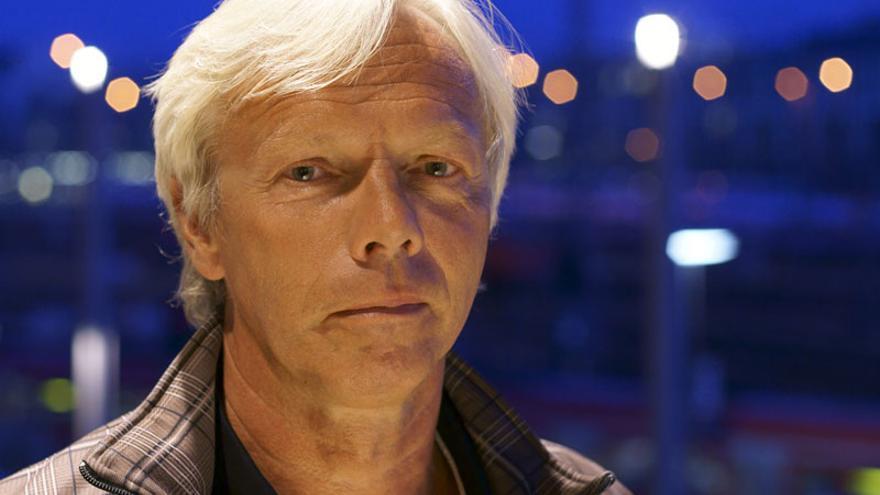 Thomas Kistner, periodista del Süddeutschen Zeitung especializado en la corrupción de la FIFA